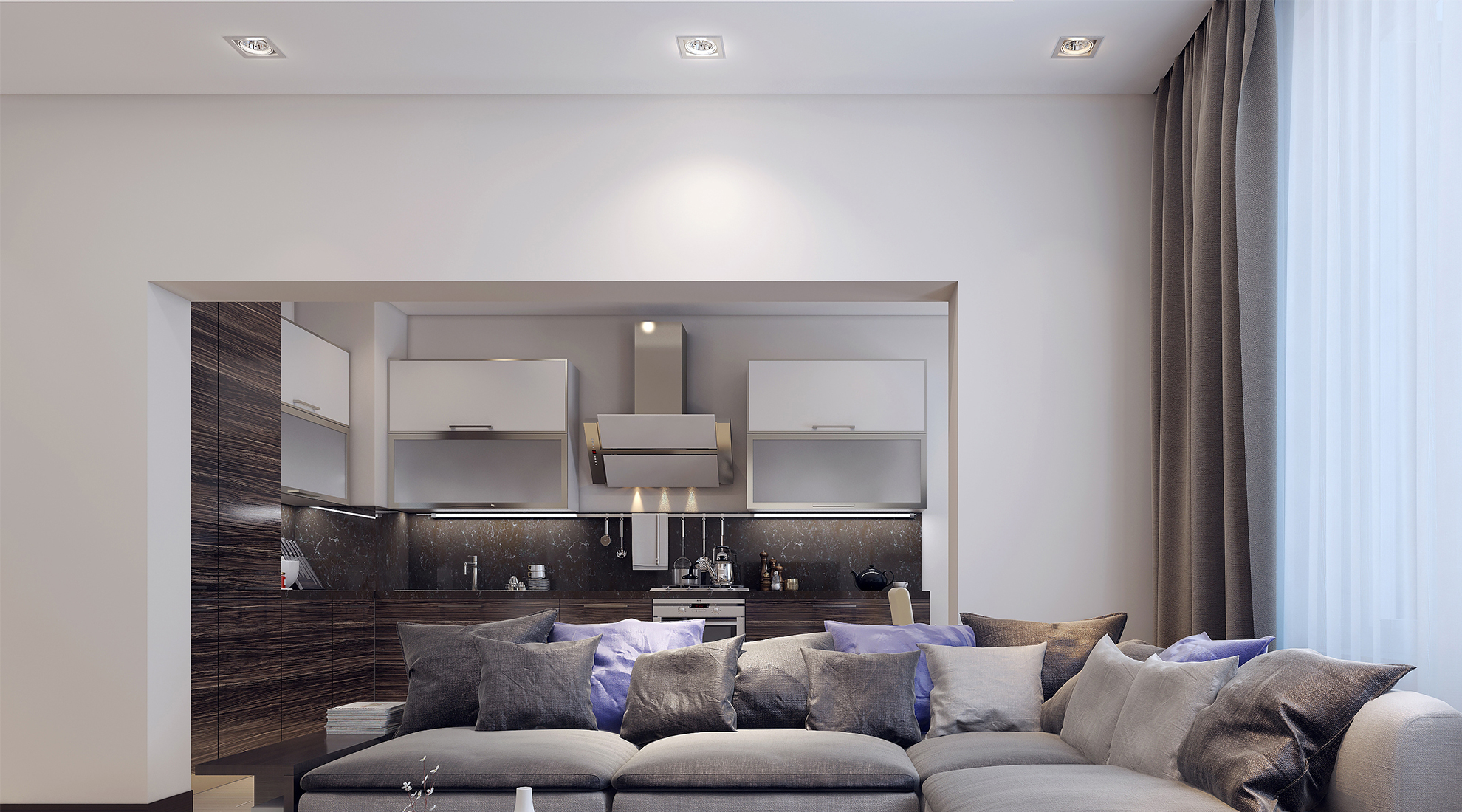 Excellent Use of Recessed Lighting in Home | VGK Lighting ...